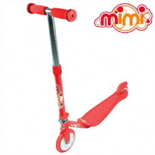 Mimi Scooter - Red - IN STORE ONLY Final Clearance DEAL - RRP £35.00 - Alleyoops price - £9.95